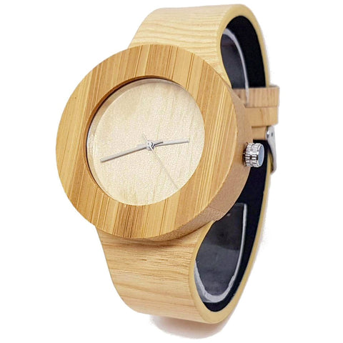 Coral II | Bamboo Watch | Wooden Watches UK - TreeTicker