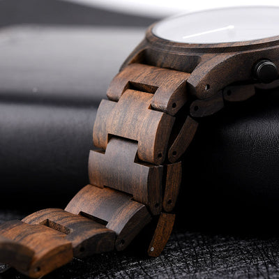 Marula I | Groomsmen Watches x8 - Tree Ticker