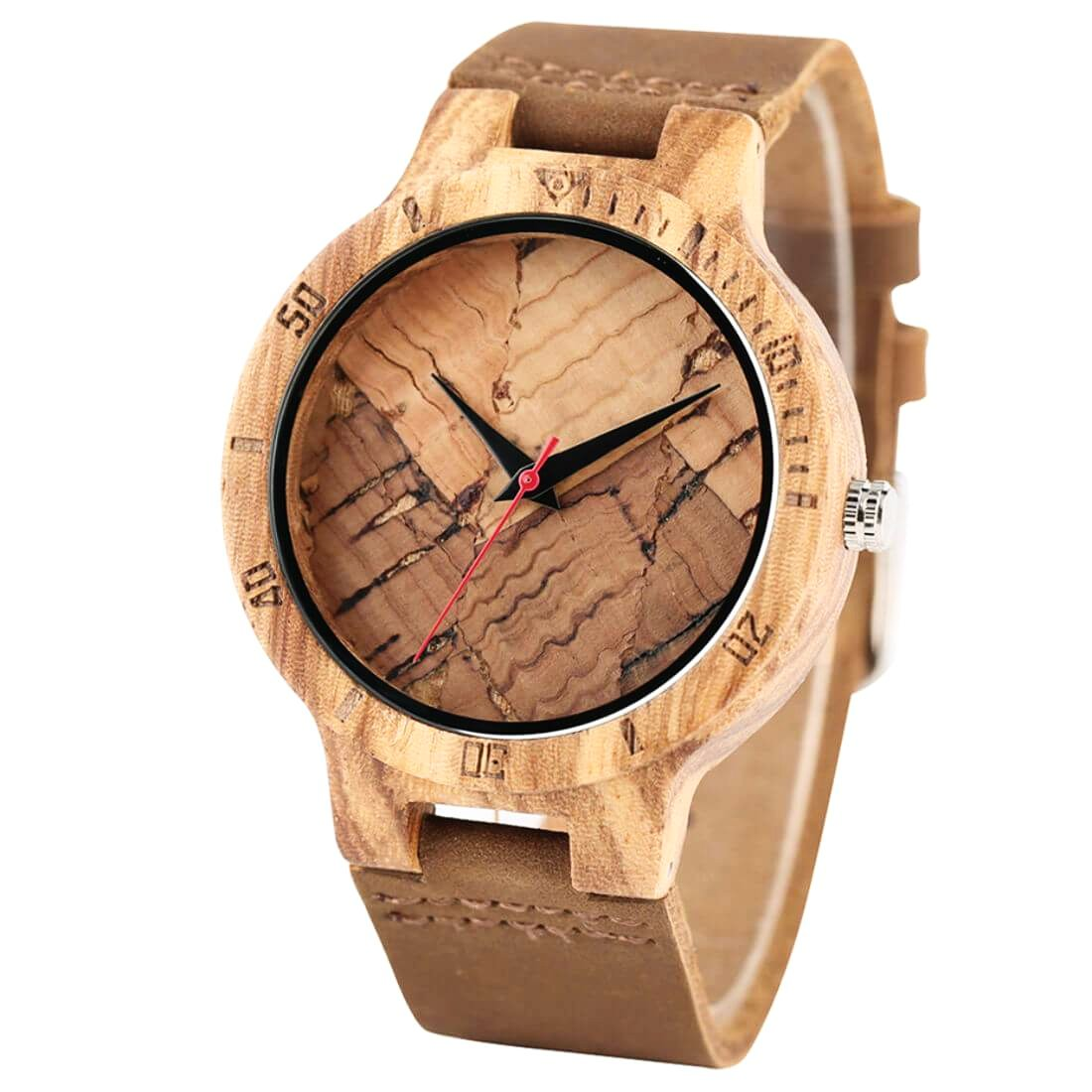 Core Cork | Zebrawood & Cork - TreeTicker
