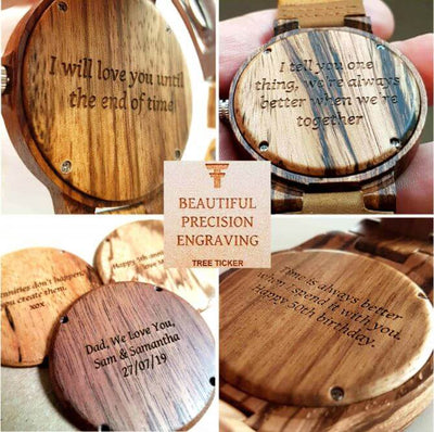 Alpine I | Groomsmen Set x8 - TreeTicker