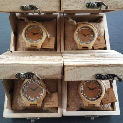 Hoku Coffee | Groomsmen Watches x7 - TreeTicker