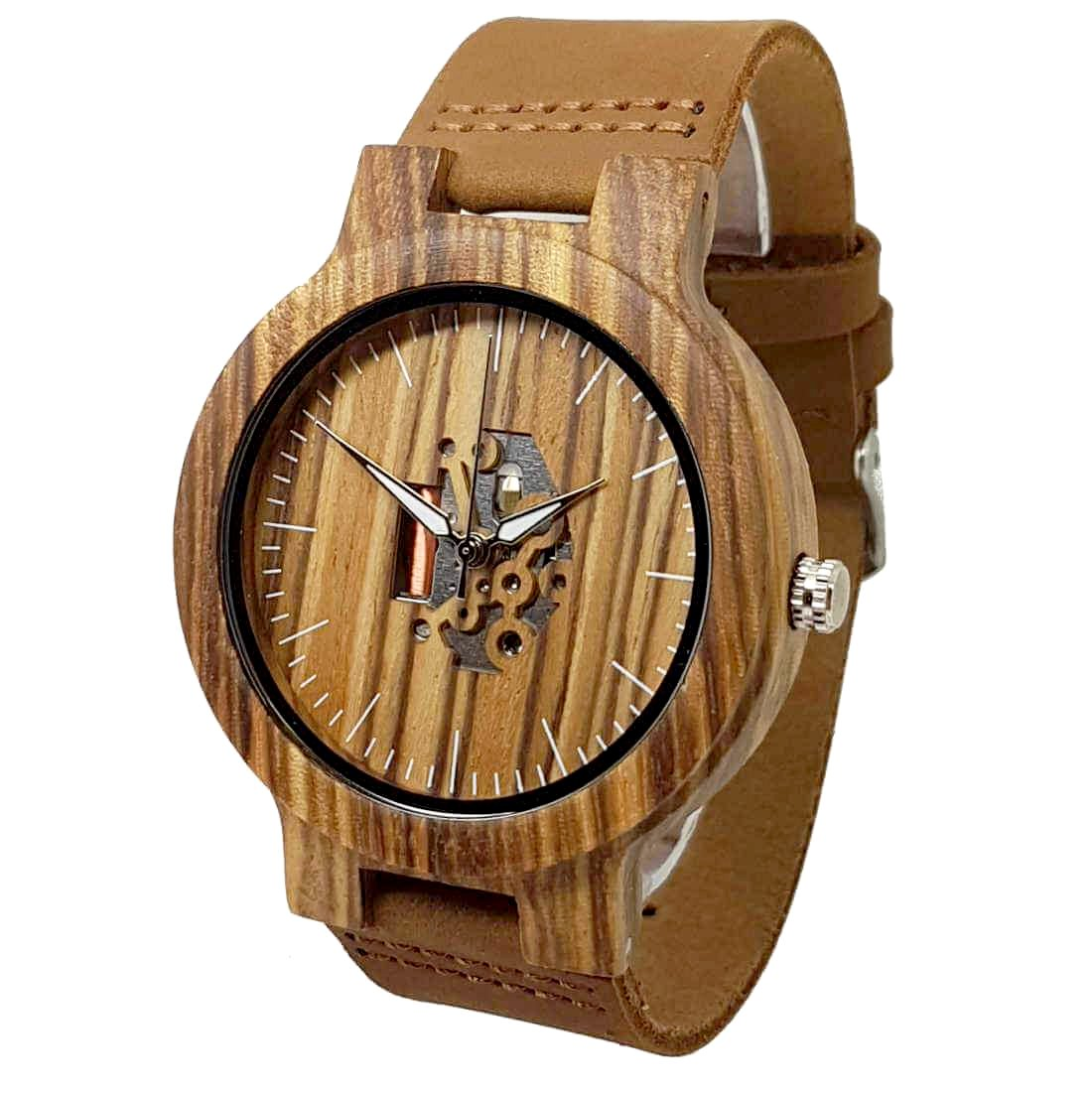 Kano | Zebrawood - Tree Ticker