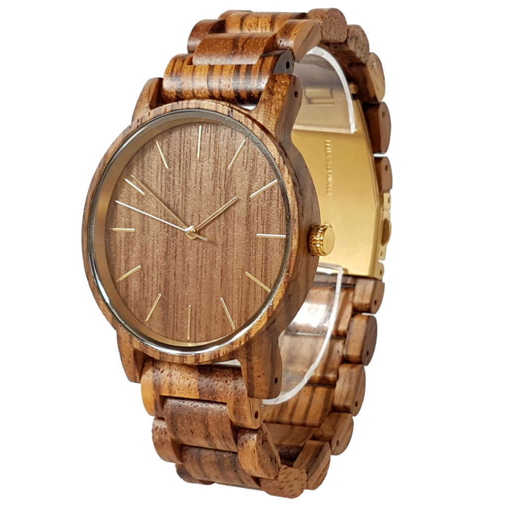 Mojave | Groomsmen Watches x5 - Tree Ticker