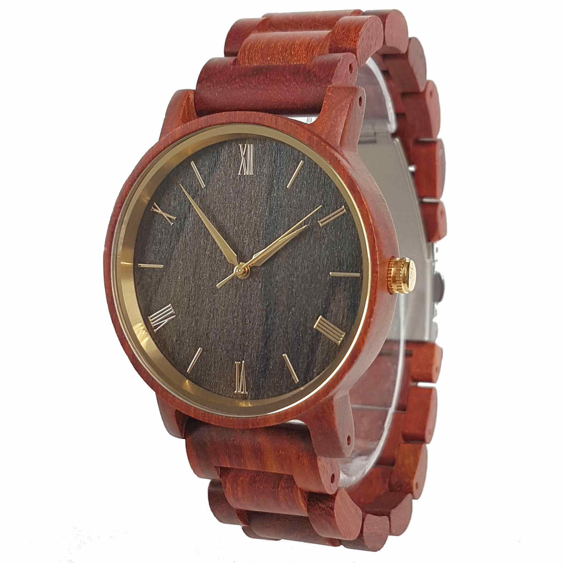 Mojave III | Red Sandalwood - Tree Ticker