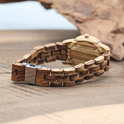 Nyah II | Zebrawood - Tree Ticker