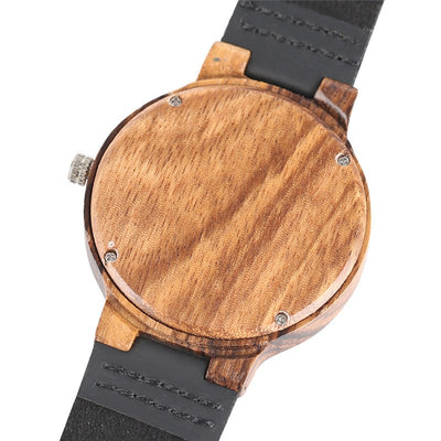 Core Folk | Zebrawood - TreeTicker