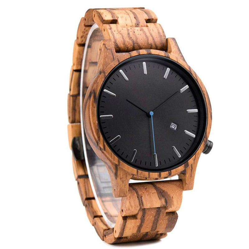 Marula II | Zebrawood - Tree Ticker