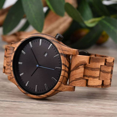 Marula II | Groomsmen Watches x4 - Tree Ticker