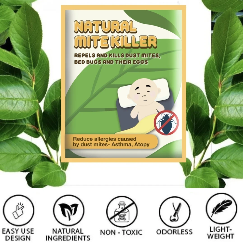Natural Mite Killer[5pcs set]