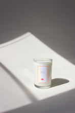 Load image into Gallery viewer, Eden floral green botanical hand poured soy wax candle made in chicago