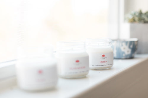 Rosa Classic Candle