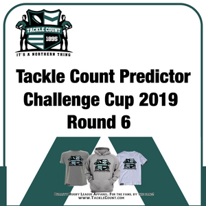Predictions for Round 6 of the Challenge Cup