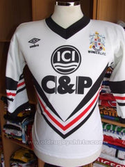 Widnes rugby league shirt