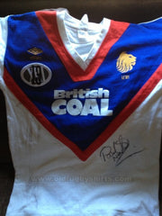 Great Britain GB rugby league shirt