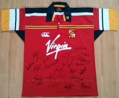 London Broncos rugby league shirt