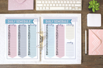 Routines & Schedules Printables