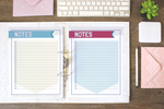 Notepad Printables