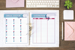 Doctor's Appointment Tracking Printables