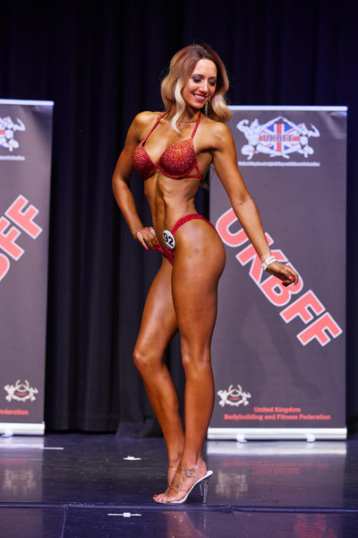 Federica Wootton - Competing not only helps my career but also...