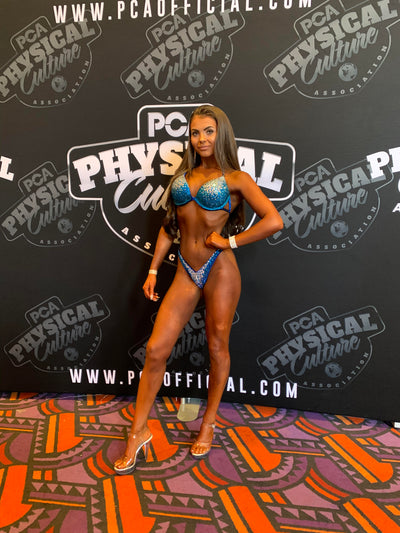 Kathryn Allen - PCA bikini athlete about her secret competition journey & 2020 competing plans