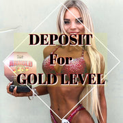 DEPOSIT FOR  GOLD LEVEL COMPETITION SUIT - SAVE £50.00