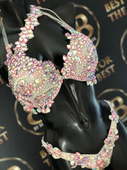 Princess Pink Candy Diva Competition Bikini- Couture Level 1