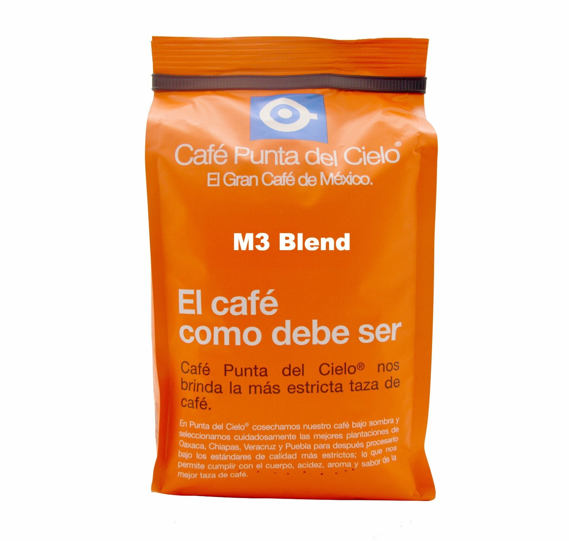 M3 Blend Espresso Roast Whole Bean Bag