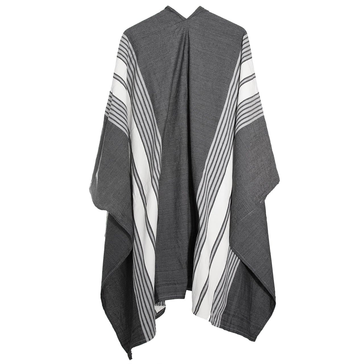 Cape/Poncho with Lines