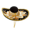 Adult Black Sombrero Charro