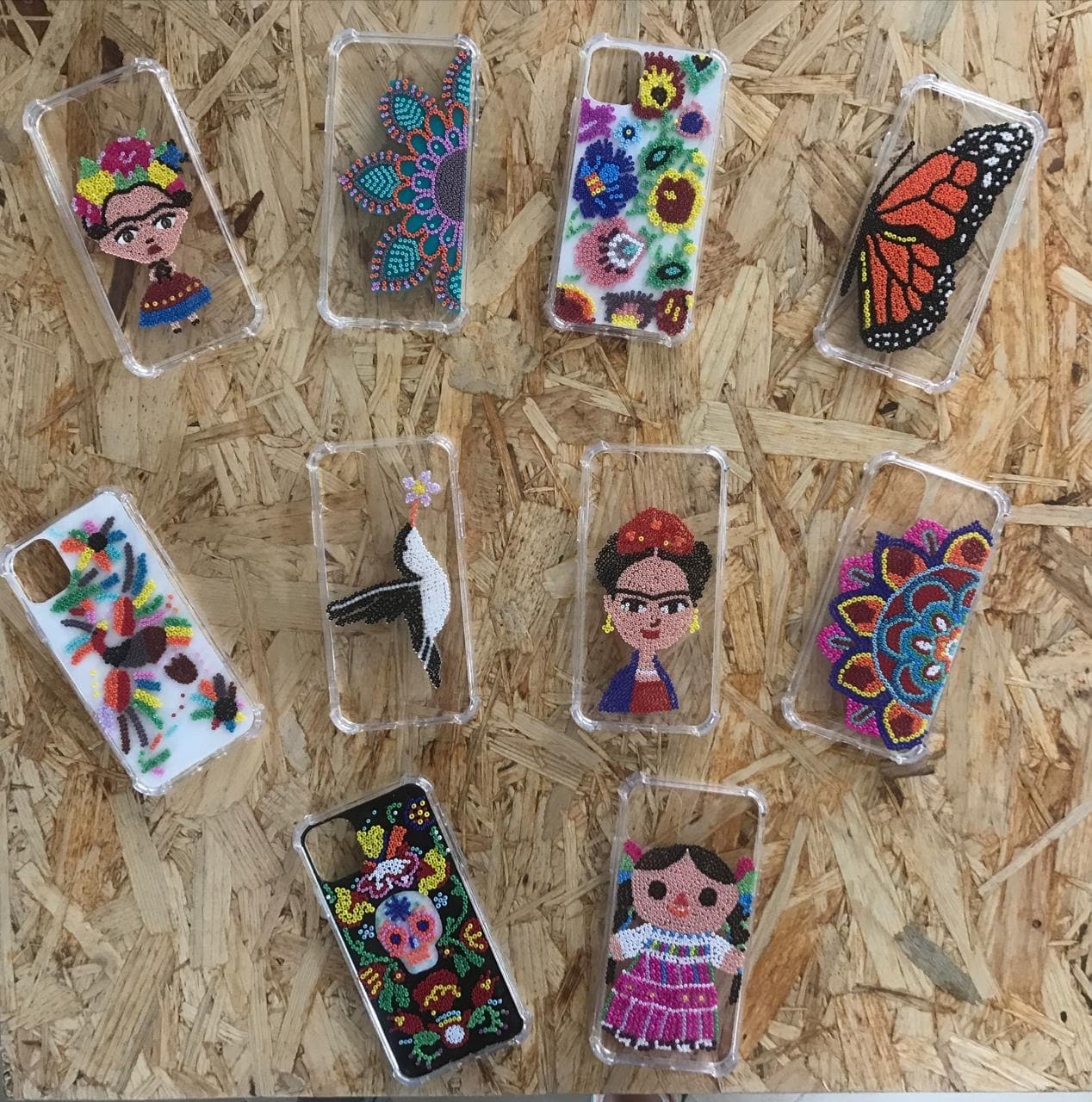 iPhone 11 PRO Beaded Cellphone Case