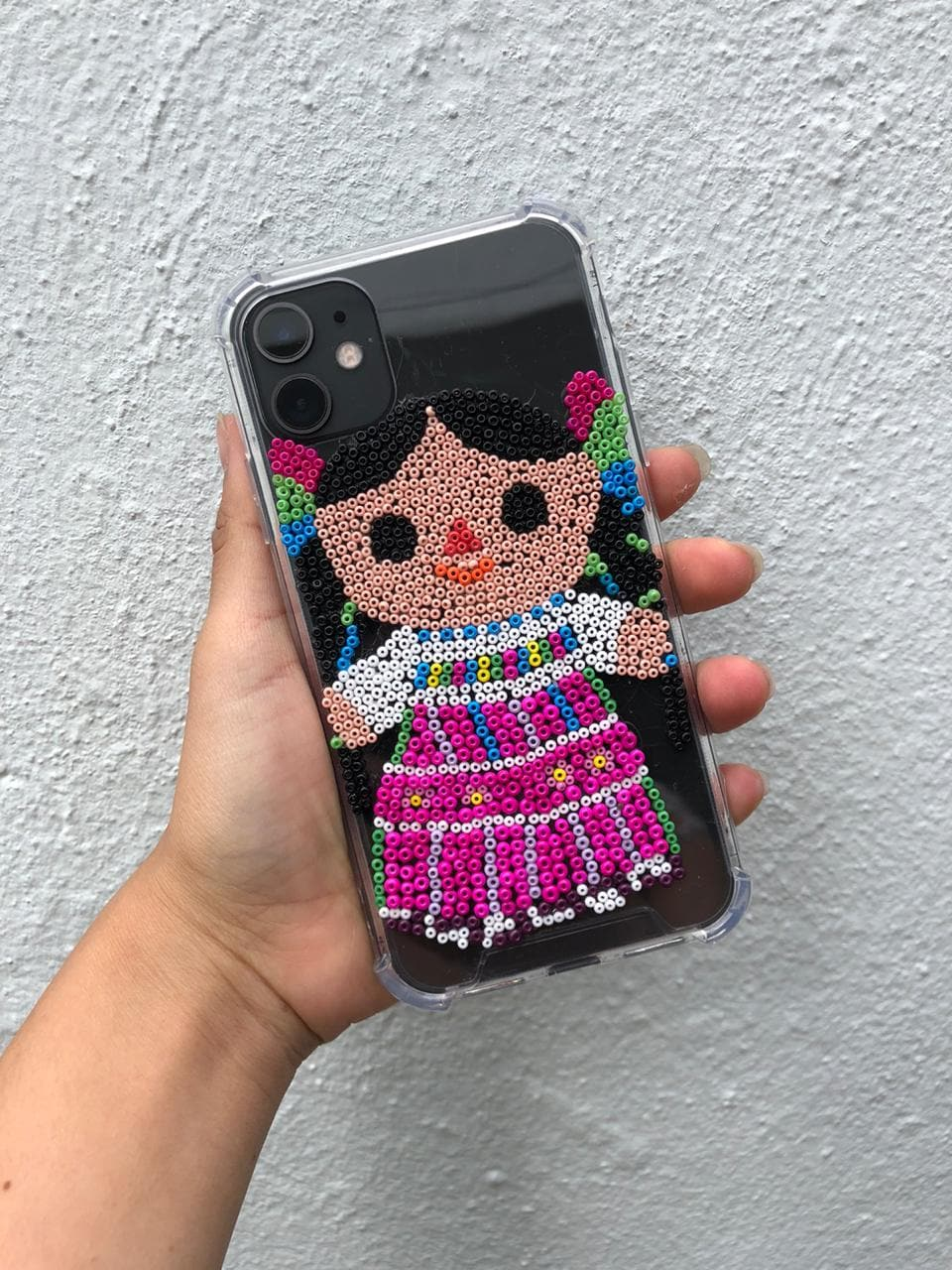 iPhone XR Beaded Cellphone Case