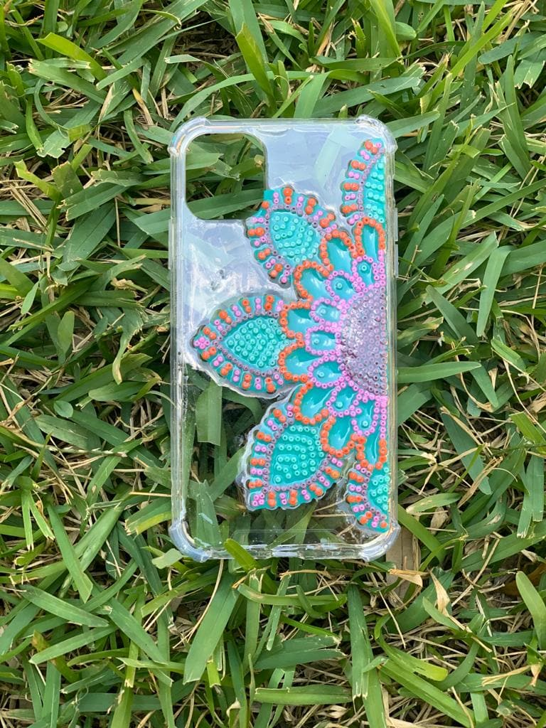 iPhone 7 & 8 Beaded Cellphone Case