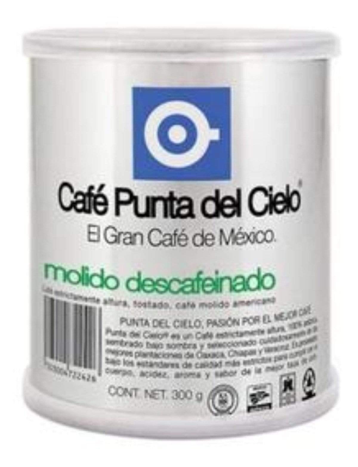 Decaf Americano Blend Ground Coffee Can