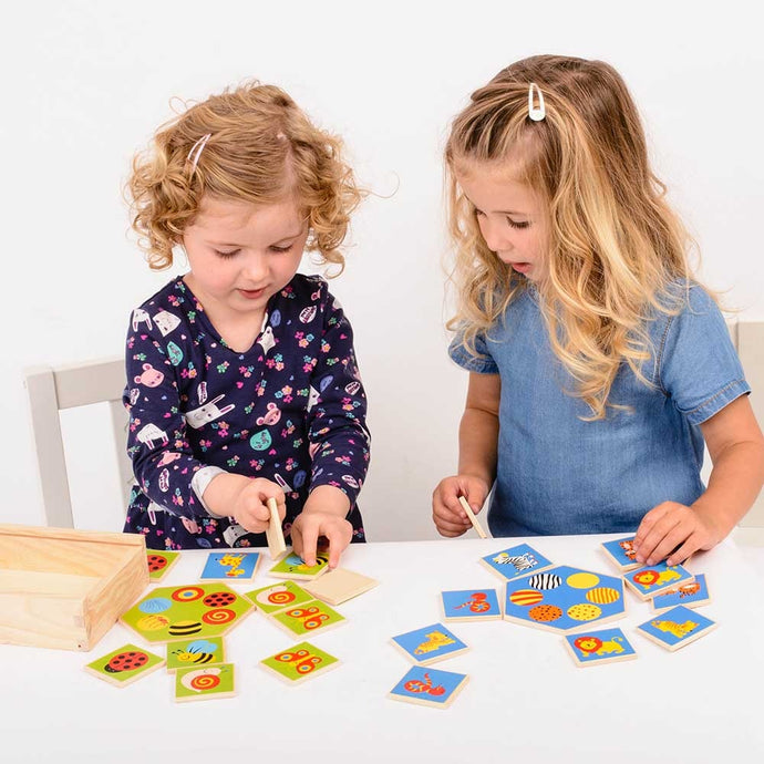 Why memory skills are important to build from toddler stage?