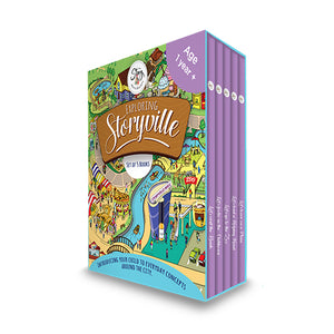 StoryVille Set Of 5 Books - The Story Merchants