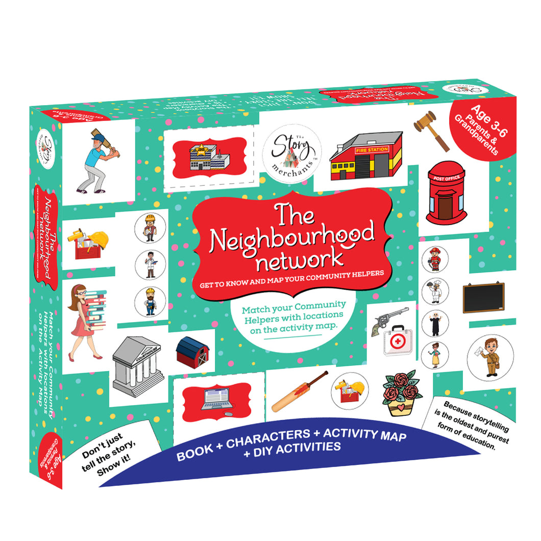 The Neighbourhood Network - The Story Merchants