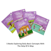 Load image into Gallery viewer, StoryVille Set Of 5 Books - The Story Merchants