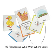 Load image into Gallery viewer, Spin A Story - 90 Picturesque Story Cards - The Story Merchants