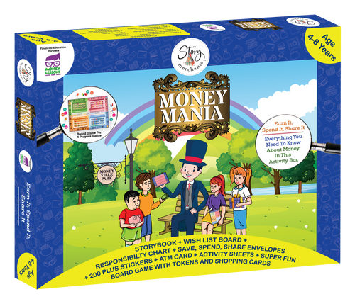 Money Mania - The Story Merchants