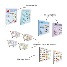 Load image into Gallery viewer, Shopping Cart Bingo - The Story Merchants