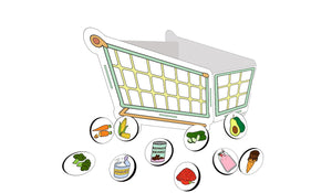 Shopping Cart Bingo - The Story Merchants