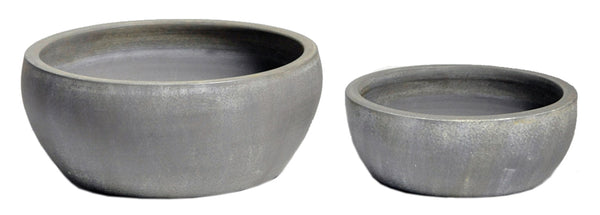 Liso Bowl Light Grey S2 D22/29H8/12