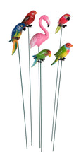Gardenstick Bird 6S Assorted L12W4H60