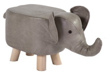 Animal Stool Elephant Grey L50W28H24