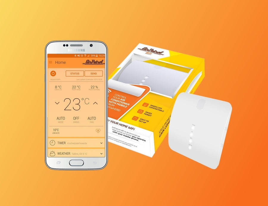 AirPatrol WiFi Smart Air Conditioner Controller