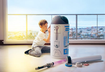 BIG-i – The First Personalized Family Robot