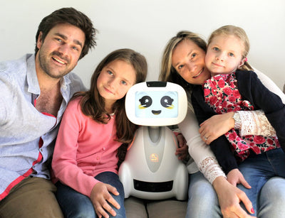 BUDDY – Your Family's Companion Robot