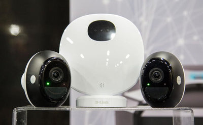 D-Link Wire-Free HD Security Cameras