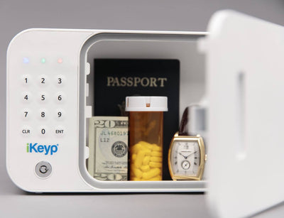 iKeyp – The World's Smartest Personal Safe