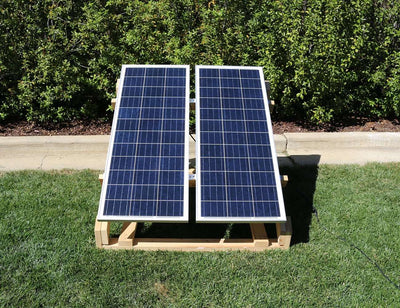 Legion Solar Bluetooth Solar Panel Starter Set